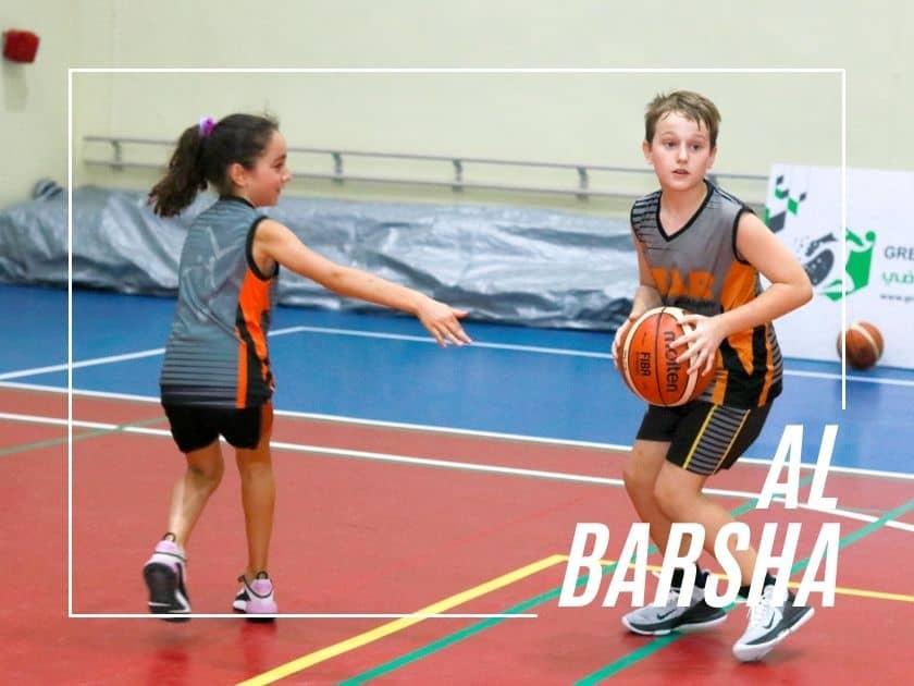 basketball academy in al Barsha