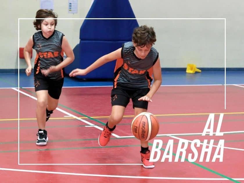 basketball classes in al barsha