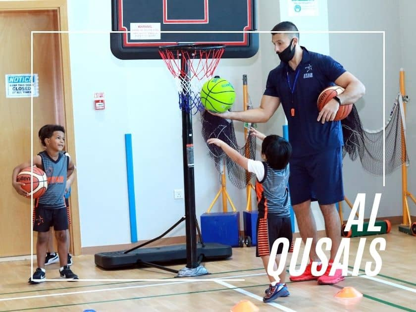 basketball academy in al qusais