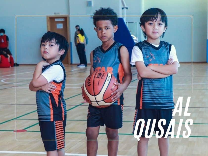 basketball classes in al qusais