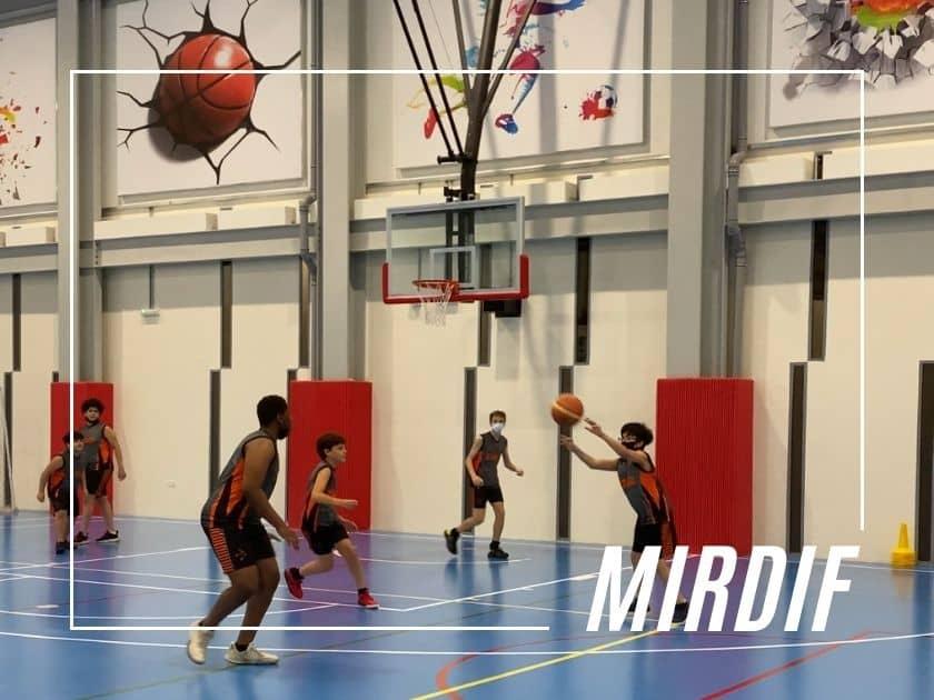 Mirdif basketball academy