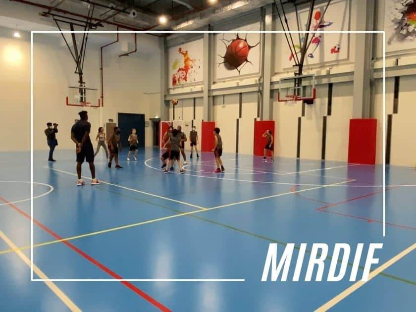 basketball classes in mirdif