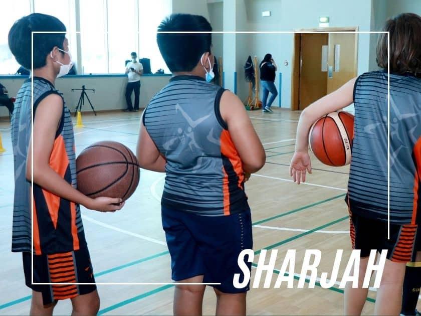 sharjah basketball classes