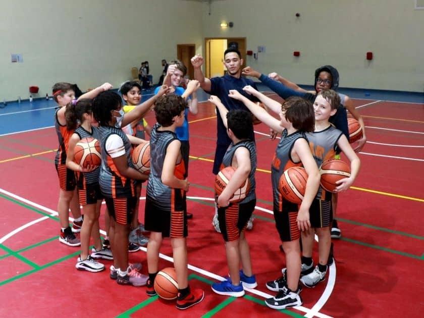 basketball league in dubai