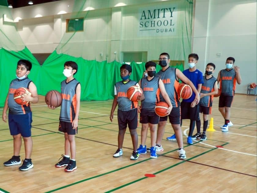 basketball games in dubai