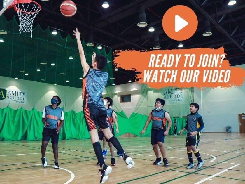 basketball training in dubai