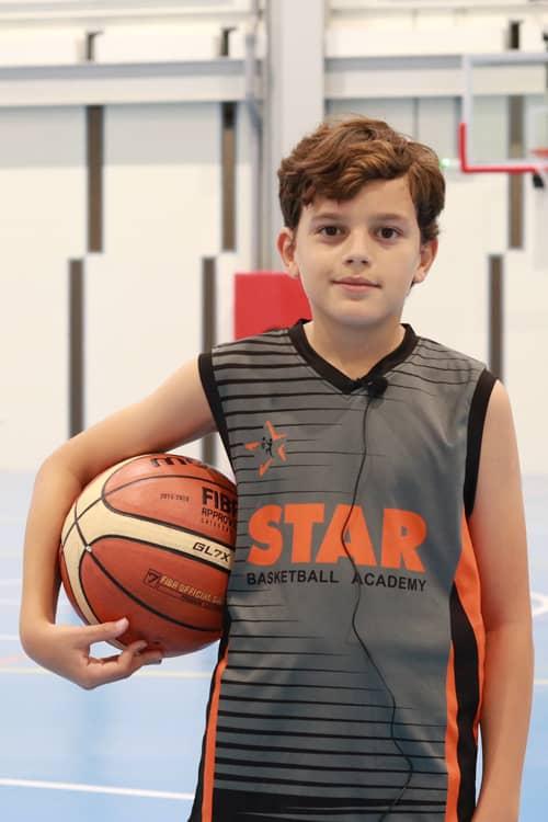 Mirdif basketball classes
